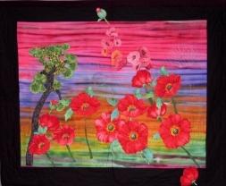 Tuscany Poppies